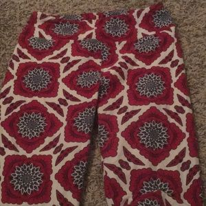 One size lularoe leggings
